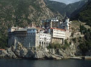 манастир Григоријат у Светој Гори