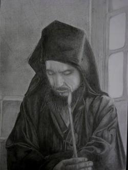 Monaski zivot - post i molitva1