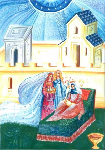 Rodjenje sv. Save