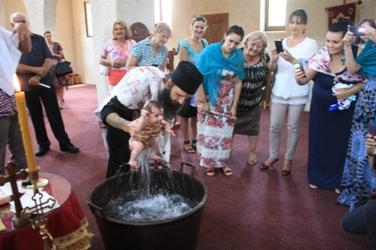 O krstenju