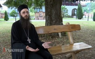 """""""ДУХОВНИЦИ"""" – игуман Василије, настојатељ манастира Клисина"""