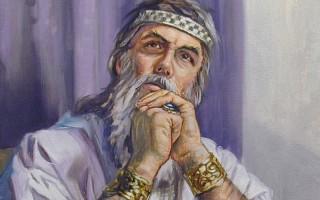 Citanje iz prica Solomonovih