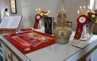 ЕПИСКОП АТАНАСИЈЕ СЛУЖИО СВЕТУ АРХИЈЕРЕЈСКУ ЛИТУРГИЈУ                                                     У МАНАСТИРУ КЛИСИНА