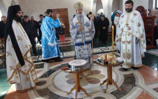 Сретење Господње у манастиру Клисина