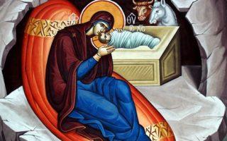 Бадњи дан и Божић у манастиру Клисина