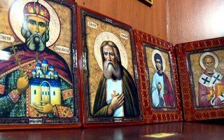 Производња икона у манастиру Клисина