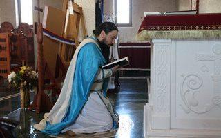 Молебан за Ново љето Господње и празник Светог Василија Великог