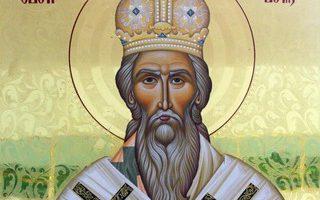 ПРАЗНИК                                  СВЕТОГ ВАСИЛИЈА ОСТРОШКОГ ЧУДОТВОРЦА                                              И ИМЕНДАН ИГУМАНА ВАСИЛИЈА
