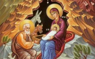 Божић у манастиру Клисина