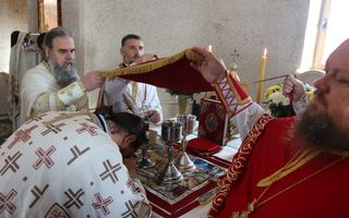 Празник Сретења Господњег у Манастиру Клисини