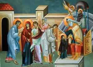 Празник Ваведења Пресвете Богородице прослављен у манастиру Клисина