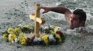 Пливање за Крст Часни, Балкана