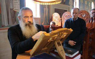 Посјета нашем манастиру