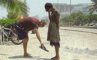 Само себичност дели очајне од светих.