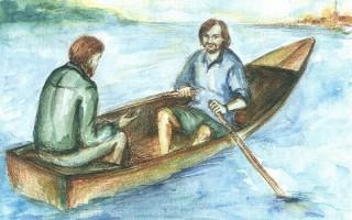 Dva vesla