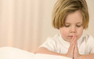 O molitvenom zivotu dece